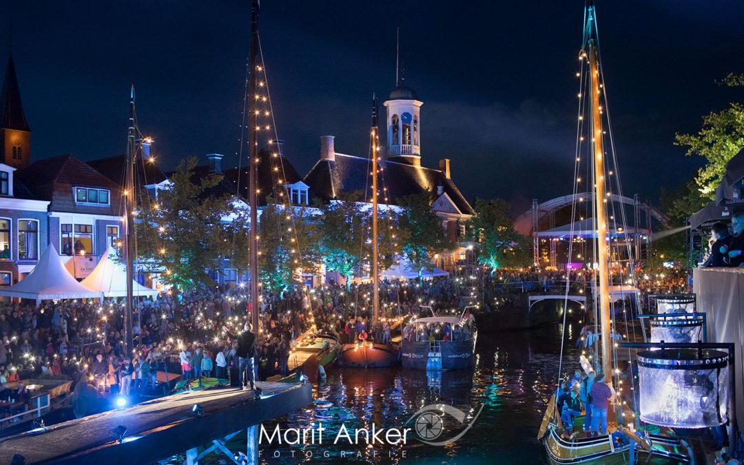 Magisch lichtjes-decor in Dokkum wordt hoofdfoto Admiraliteitsdagen 2018