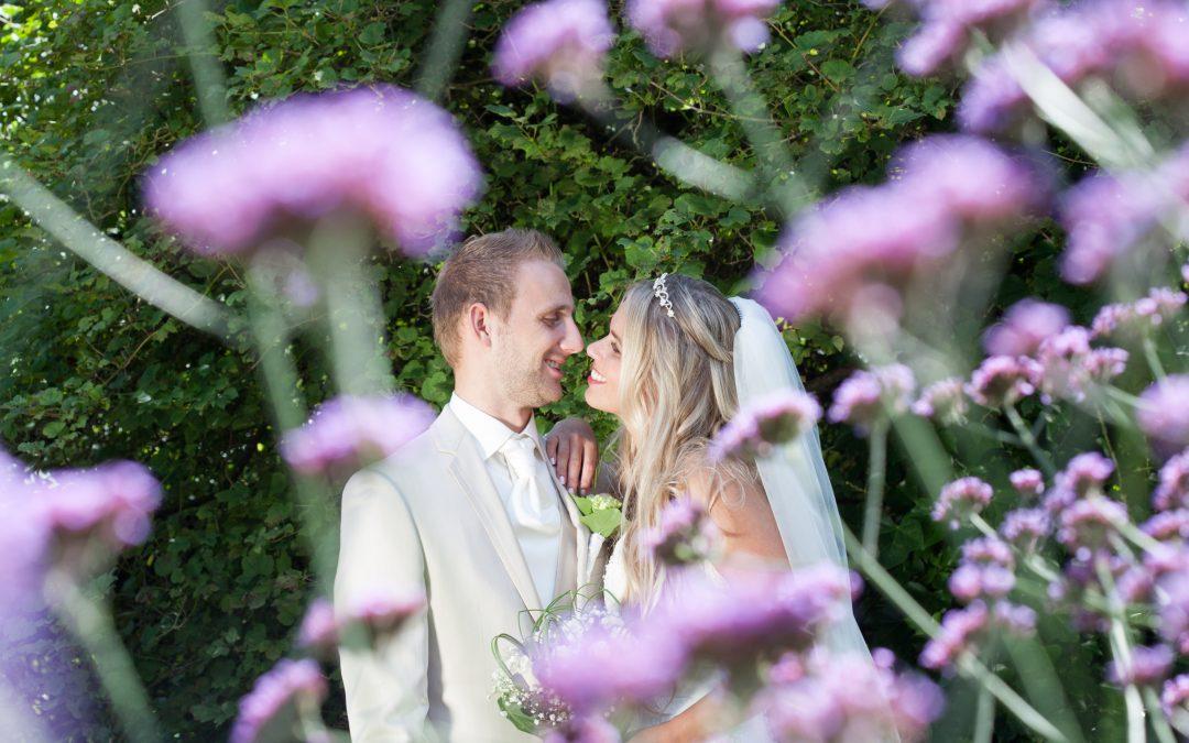 Trouwerij Anna en Johan